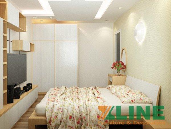 Bộ phòng ngủ MFC rẻ đẹp
