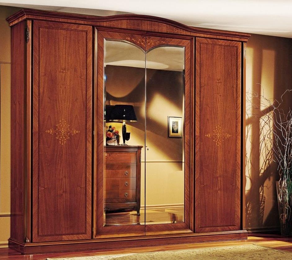 tủ áo gỗ sồi tự nhiên