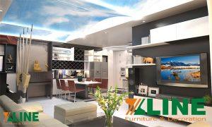 Đóng đồ nội thất tạo cá tính riêng cho không gian nhà