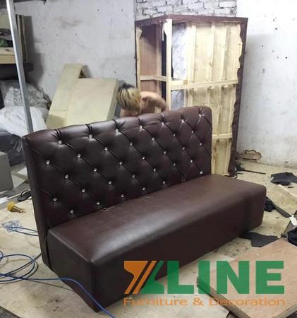 sofa giả da cao cấp tại Hà Nội