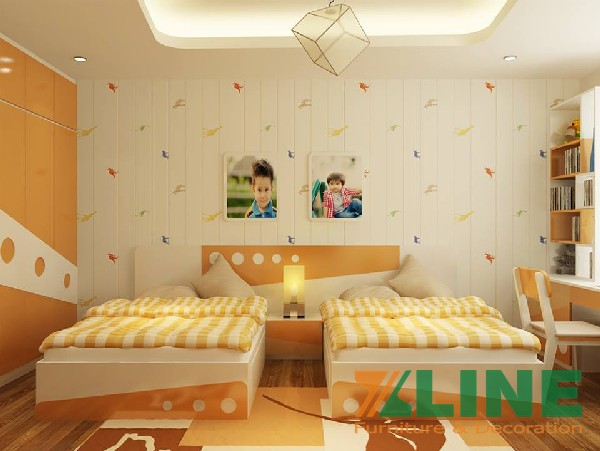 noi that phong ngu cho 2 be trai PNB-XL012 (3)