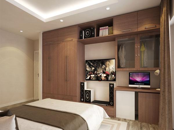 www.kenhraovat.com: Tủ treo quần áo đa năng TQA-XL114