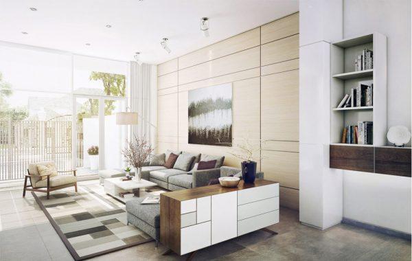 Giá thiết kế nội thất chung cư trọn gói tại Hà Nội
