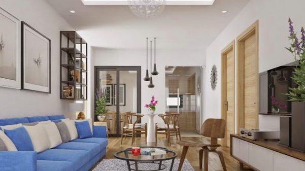 Hoàn thiện và báo giá thiết kế nội thất căn hộ Hà Nội