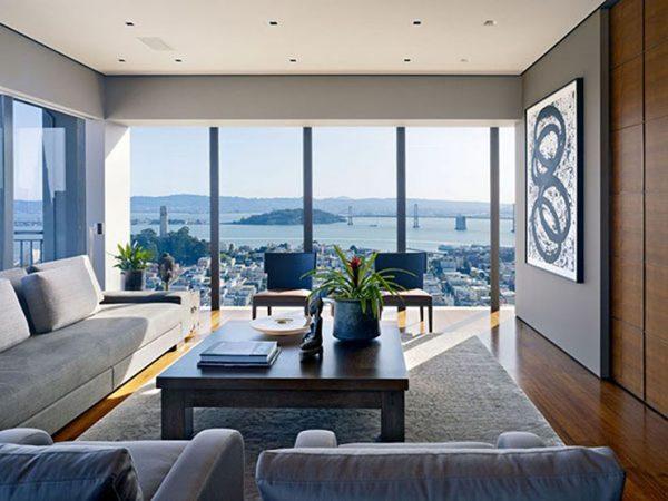 Thiết kế căn hộ xanh dự án Goldmark City