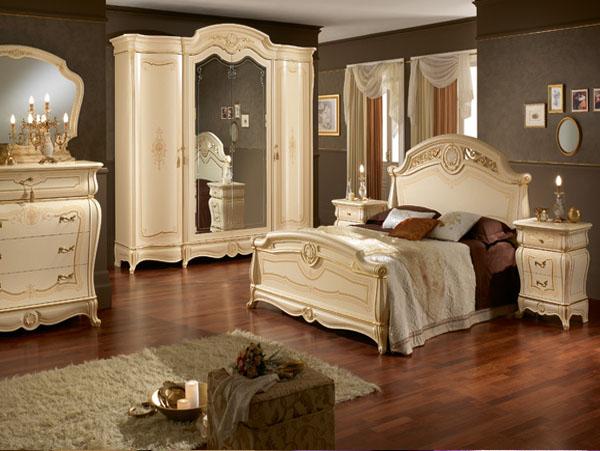 Nội thất phòng ngủ tân cổ điển giá rẻ