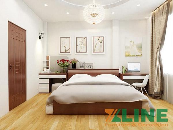 Bộ nội thất phòng ngủ đẹp sang trọng