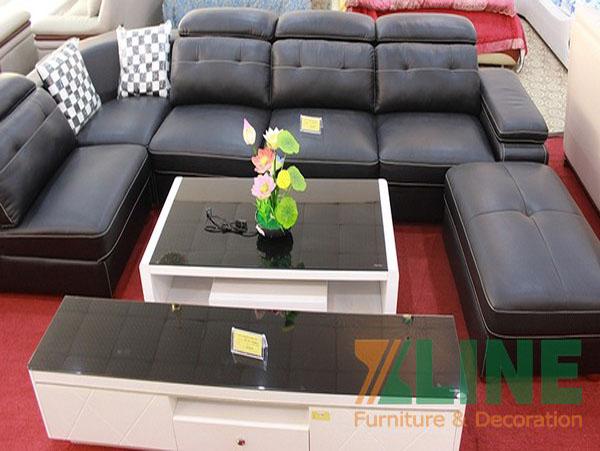 Sofa bằng da