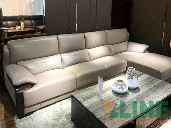 sofa da gia re