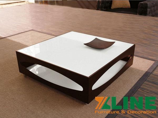 bàn gỗ thấp