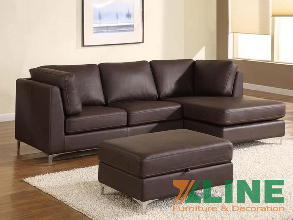 Mẫu ghế sofa giả da ở Hà Nội