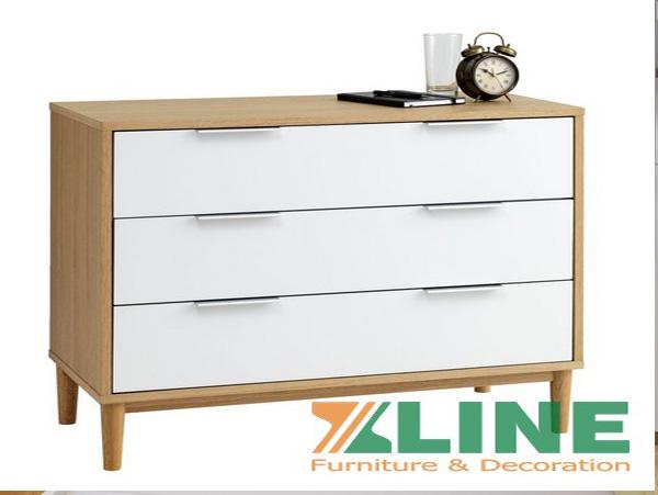 Tủ ngăn kéo gỗ đựng quần áo