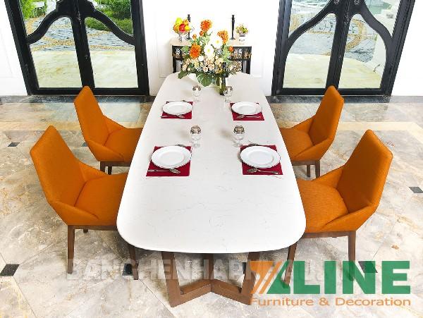 Bộ bàn ăn 4 ghế Hà Nội