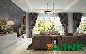 Mẫu thiết kế nội thất căn hộ trọn gói tại Hà Nội giá rẻ