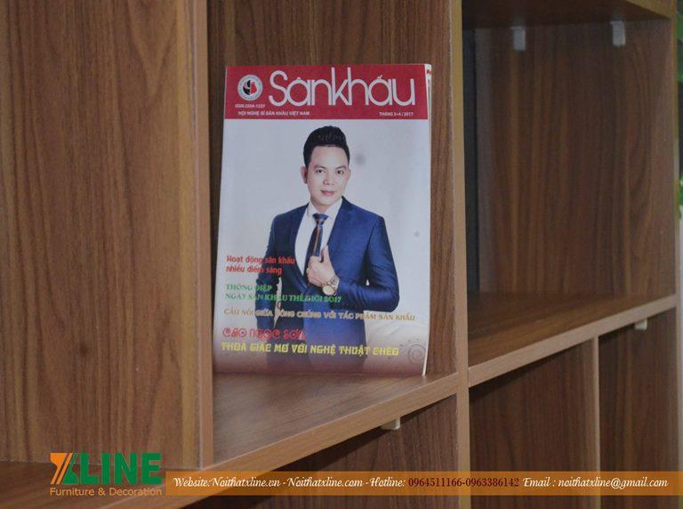 Hoàn thiện chung cư nhà nghệ sỹ chèo Cao Ngọc Sơn