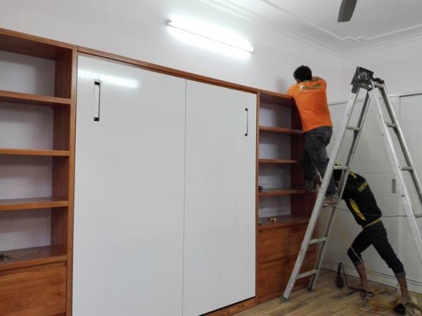 Thi công nội thất chung cư tại Hà Nội