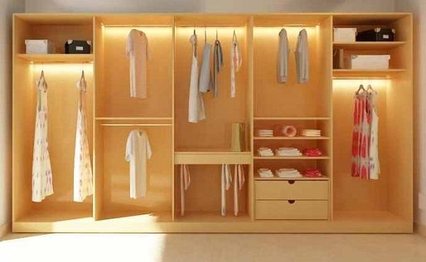 Tủ quần áo trẻ em đa dạng về mẫu mã sản phẩm